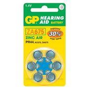 Батарейка для слуховых аппаратов GP ZA675 фото