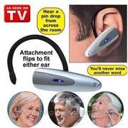 Слуховой аппарат, усилитель звука. фото