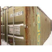 Контейнеры морские 20 и 40 футов в Самаре фото