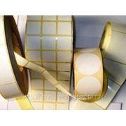 Этикетки термо 58 x 40 мм фото