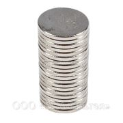 Неодимовый магнит 12х2,0мм фото