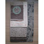 Пакеты бумажные пищевые фото