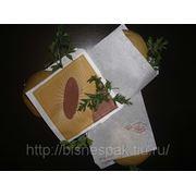 Пакеты уголки для гамбургеров фото