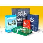 Бумажные пакеты с логотипом на заказ фото