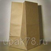 Крафт пакеты 20*8*5| купить | оптом | пакеты крафт бумажные | фото