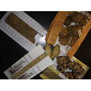 Пакеты. Бумажные пакеты для кондитерских изделий фото