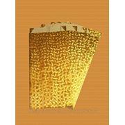 Пакет из фольгированной бумаги с тиснением
