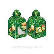"""Упаковка для детских подарков """"Ларец зеленый"""", 1000 г фото"""