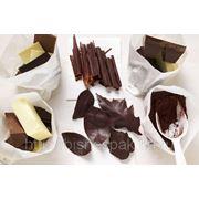 Пакеты бумажные для шоколада фото