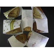 Пакеты бумажные уголки фото