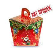 Сладкий новогодний подарок Сладкий презент, 400 г