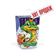 Сладкий новогодний подарок Змейка, 600 г