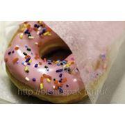 Пакеты бумажные для пончиков фото