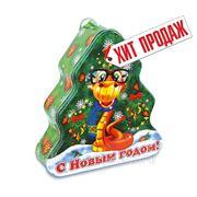 """Сладкий новогодний подарок Елочка """"Милок"""", 800 г фото"""
