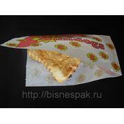 Бумажные уголки для хот-догов фото