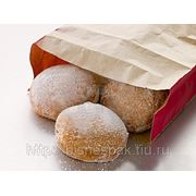 Упаковка бумажная для пончиков фото