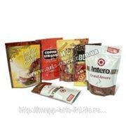 Пакет Дой-пак (doy-pack) для натурального кофе
