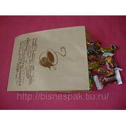 Бумажные пакеты для конфет фото