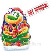 Сладкий новогодний подарок Змей,350 г фото