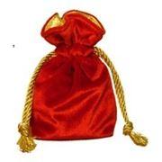 Подарочный мешочек с тесьмой 20*15 см