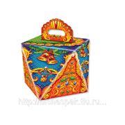 """Коробка для конфет """"Шкатулка"""", 500 г фото"""