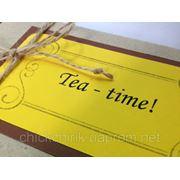 Подарок «Tea-time» фото