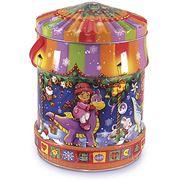 Сладкий новогодний подарок Карусель детская, 1200 г фото