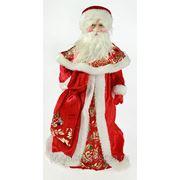"Фигурка интерьерная - кукла декоративная ""Дед Мороз"" 38см 75108 фото"