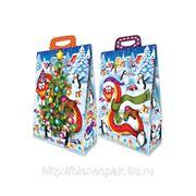 """Упаковка для сладких подарков """"Игра в снежки"""", 2000 г фото"""