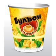 """Напиток сухой фасованный """"Бульон"""" (куриный, говяжий, грибной) фото"""