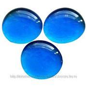 V 30-38мм Марблс ТИП-7A Голубой Кристалл 360г фото