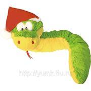 Сладкий новогодний подарок Змея Длинная, 1100 г фото