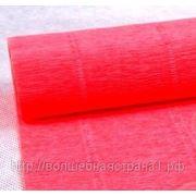 Креп-бумага простая (601 персиковый) фото