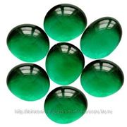 V 16-18мм Марблс ТИП-6A Изумрудный Зеленый Кристалл 360г фото