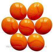 V 16-18мм Марблс ТИП-6D Оранжевый Опал 360г фото