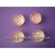 Бумажные формы для конфет, кексов 4см х 2,5см фото