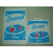 Мешки полипропиленовые под сахар фото
