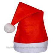 WB Колпак Деда Мороза короткий фото