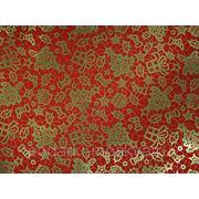 316962 Бумага упаковочная Новогодняя 100*70см 00324 фото