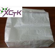 Мешки полипропиленовые белые коробчатые