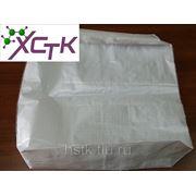Мешки полипропиленовые белые фальцованные