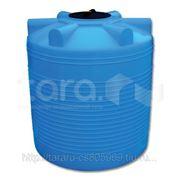 Цилиндрическая емкость 1000 литров арт.ЭВЛ 1000