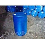 Бочка пластиковая 220 литров б/у. фото