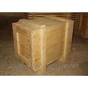 Ящик деревянный ГОСТ 24729-81 фото
