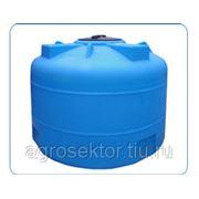 Пластиковая емкость 1500 ВФК2 фото