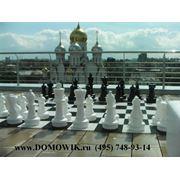 Аренда напольных шахмат КШ-25