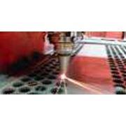 Резка металла газом плазменная гильотина фото