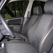Автомобильные чехлы на сидения Сузуки (Suzuki) SX4 (седан) фото