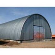 Ангары производственные и нежилые здания от2200руб.кв.м фото
