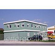 Завод модульных зданий фото